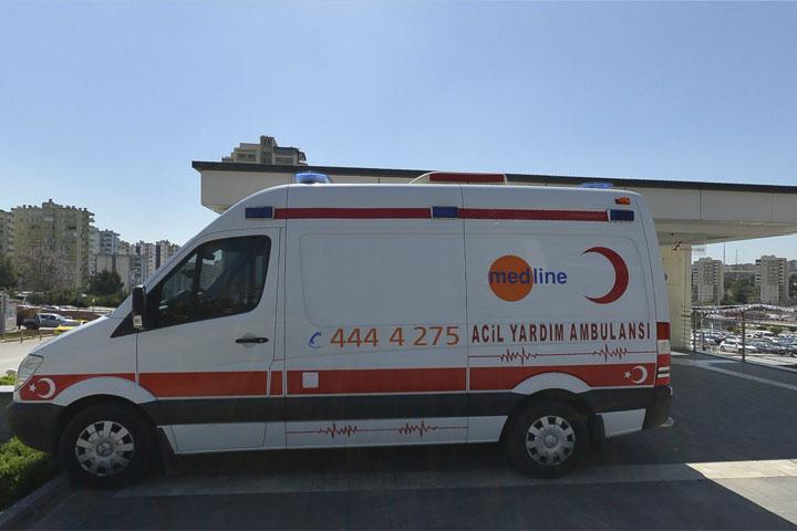 36-مشفى ميدلاين أضنه